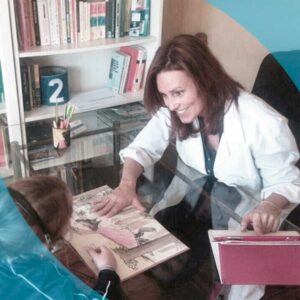 tratamiento tartamudez Raquel Escobar Logopeda