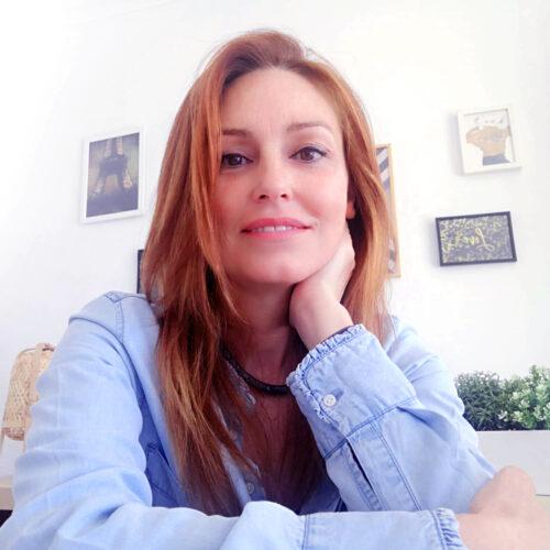 Raquel Escobar Especialista en Tartamudez